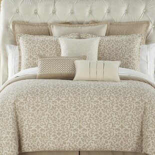 Charlize 4 Piece Reversible Comforter Set