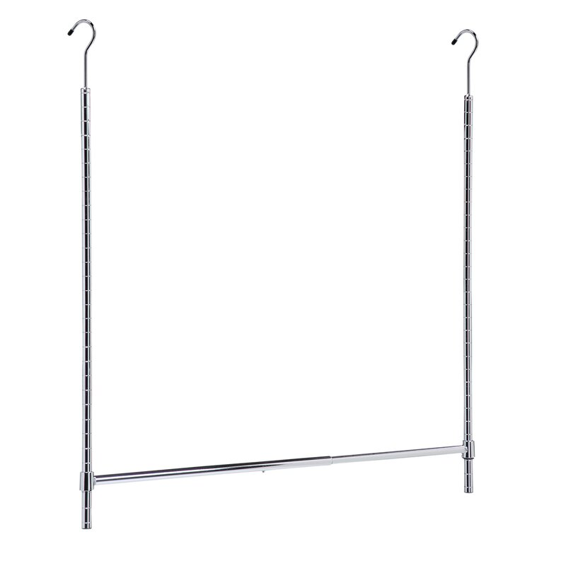 Merveilleux Adjustable Hanging Closet Rod