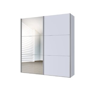 Mueller 2 Door Sliding  Wardrobe By Ebern Designs