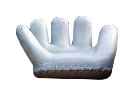 70 Classics Revisted Joe Baseball Glove Sofa