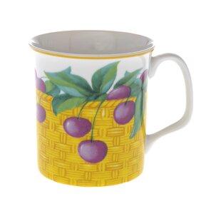 Copper Fruit Basket Wayfair Co Uk