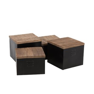 Reina 4 Piece Coffee Table Set By Williston Forge