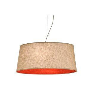 Meyda Tiffany Bruges Textrene 5-Light Pendant