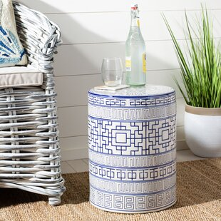 Monona Garden Stool by Bungalow Rose