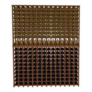 Premium Cellar Series 280 Bottle Floor Wine Rack