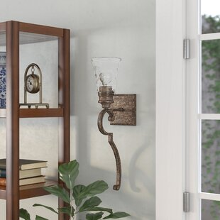 Comparison Channel 1-Light Wallchiere By Darby Home Co