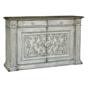 Doraville 2 Door Accent Cabinet by One Allium Way