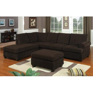 Corporate Reversible Sectional  sc 1 st  Wayfair : bella sectional - Sectionals, Sofas & Couches
