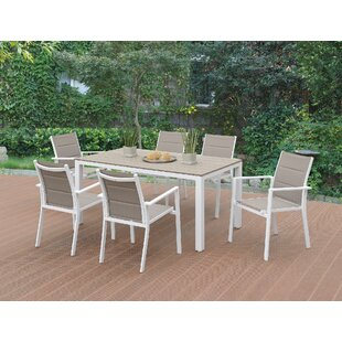 Mainor 7 Piece Dining Set