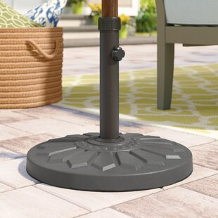Graff Steel Round Free Standing Umbrella Base