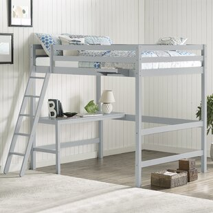 Body Caspian Full Platform Bed by Harriet Bee