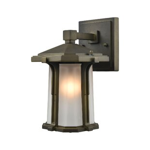 Affordable Schuyler Light Outdoor Wall lantern By Red Barrel Studio