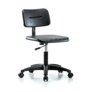 Industrial Mid-Back Office Chair By Perch Chairs & Stools