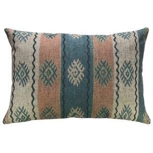 Hilda Striped Linen Throw Pillow