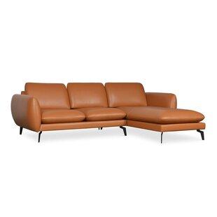 sohoConcept Paloma Leather Sectional