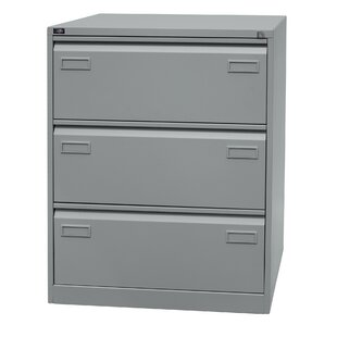 Light 3 Drawer Filing Cabinet By Bisley