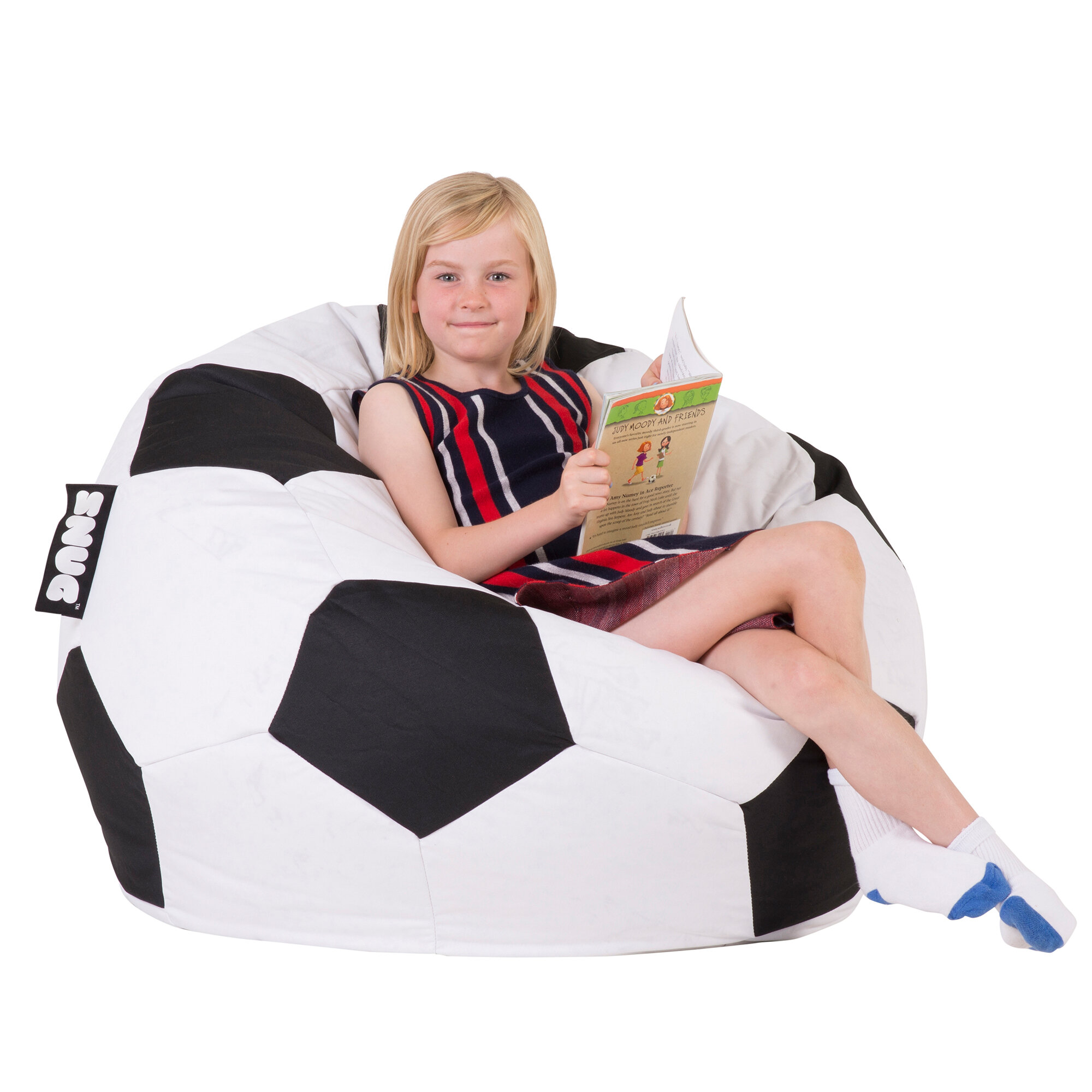 Ebern Designs Bean Bag Chair Wayfair