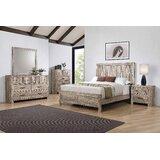 Tereza Standard Configurable Bedroom Set by Loon Peak