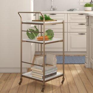 Astle Bar Cart by Brayden Studio