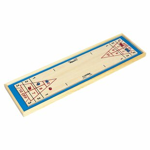 Tabletop Shuffleboard by Carrom