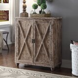 Reich 2 Door Accent Cabinet by Gracie Oaks