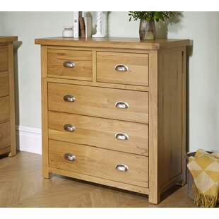 Antonio 5 Drawer Chest By Gracie Oaks