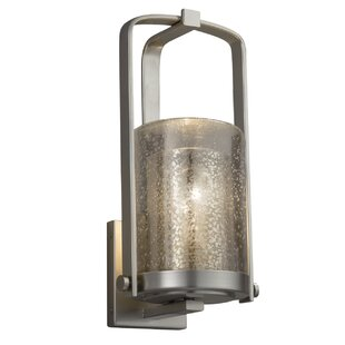 Budget Luzerne Outdoor Sconce By Brayden Studio