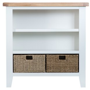 Buckley Small Wide Bookcase By Beachcrest Home