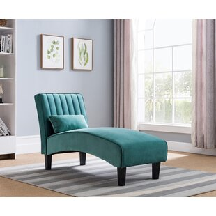 Wrought Studio Thayer Chaise Lounge