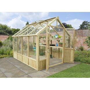 Vale 9.8 Ft. W X 9.8 Ft. D Commercial Greenhouse By Bel Étage