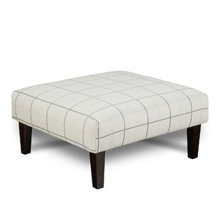 Ilic Cocktail Ottoman by Orren Ellis