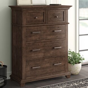 Laurel Foundry Modern Farmhouse Colborne 5 Drawer Chest