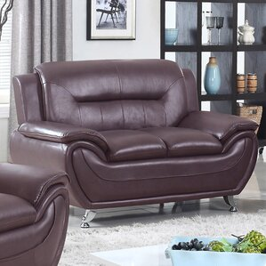 Latitude Run Sather Loveseat