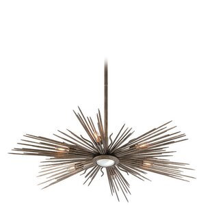 Bloomsbury Market Karla 6-Light Sputnik Chandelier