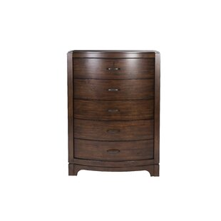 Darby Home Co Aranson 5 Drawer Chest