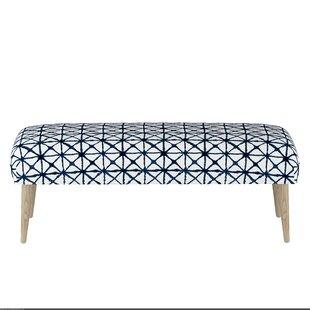 Bungalow Rose Doyal Upholstered Bench