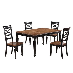 Wildon Home ? Solid Wood Dining Chair (Set of 2)