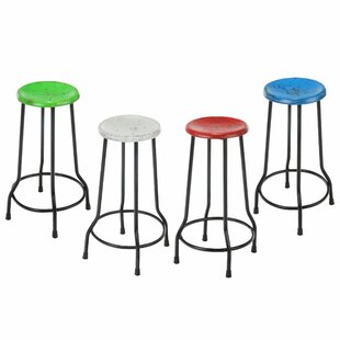 Taverny 26 Bar Stool by August Grove Best Choices