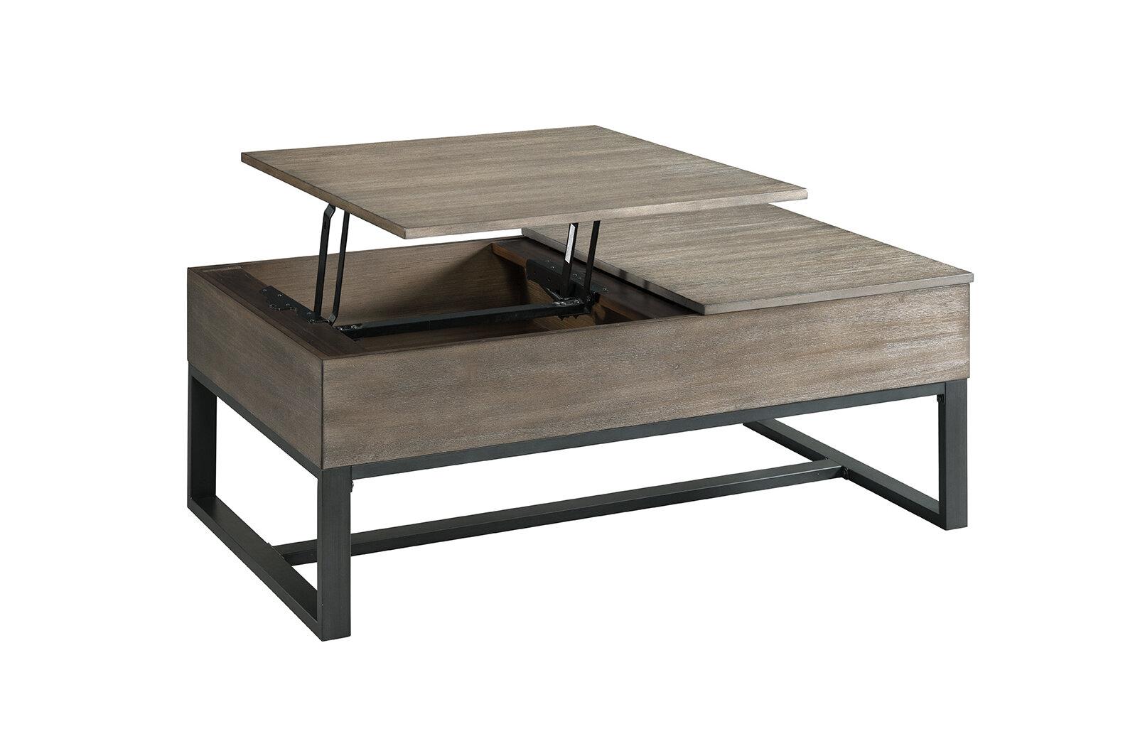 Williston Forge Houser Lift Top Coffee Table Reviews Wayfair [ 1043 x 1604 Pixel ]