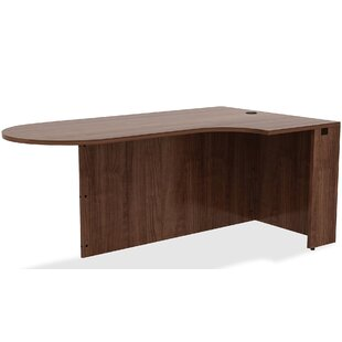Peninsula Desk Shell