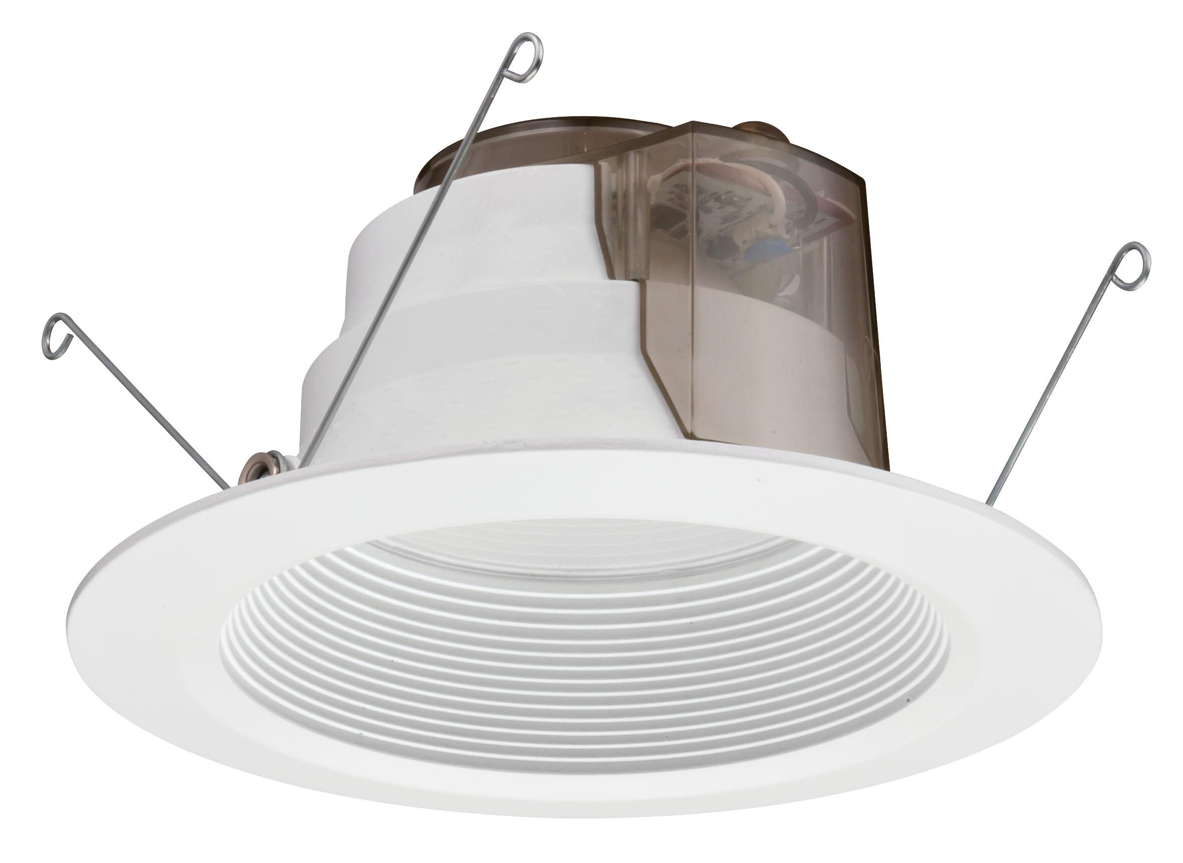 Lithonia Lighting P Series Remodel Led Retrofit Recessed Lighting Kit Wayfair