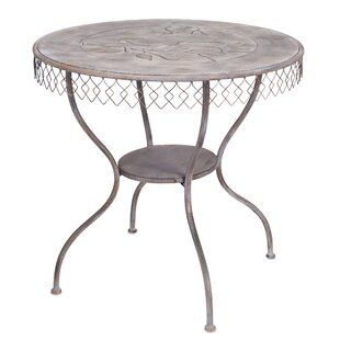 Tussey Table With Bird Folding Bistro Table by Ophelia & Co. Fresh
