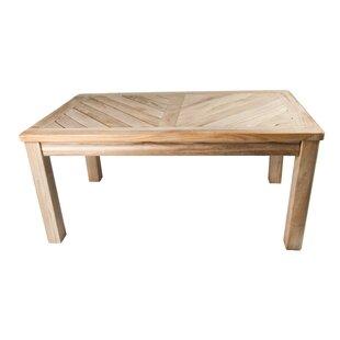 Bristol Teak Coffee Table by Arbora Teak #1
