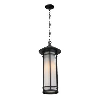 Cocoweb Lismore 1 Light Outdoor Pendant Wayfair