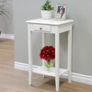 Riegelsville End Table by ..