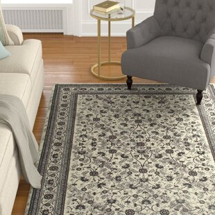 Channel Cream Area Rug by Charlton Home