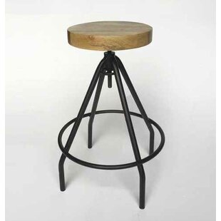 Athens Height Adjustable Bar Stool By Borough Wharf