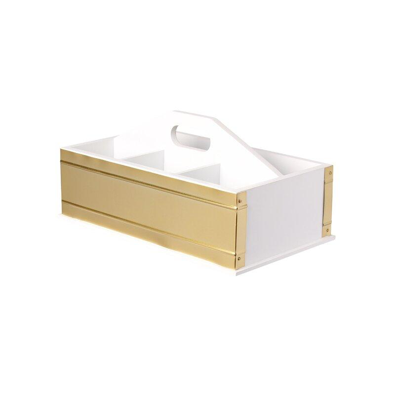 Boutte Desktop Office Supply Caddy Organizer & Reviews | Joss & Main
