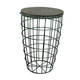 Green Modern Farmhouse End Side Tables You Ll Love In 2021 Wayfair
