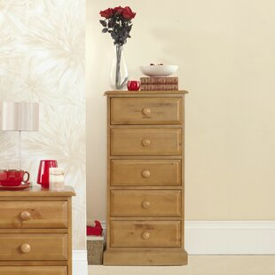 5 Drawer Chest By Natur Pur